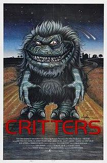 <i>Critters</i> (film) 1986 film directed by Stephen Herek