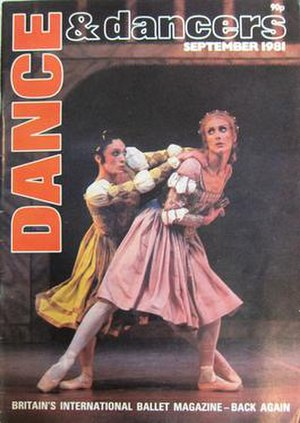 Dance and Dancers - This is the first issue from the new publisher Brevet after the hiatus while Hansom was liquidated.
