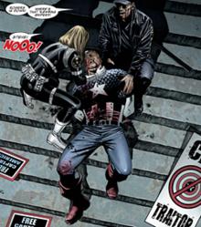 The Death of Captain America - Wikipedia
