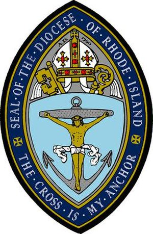 Episcopal Diocese of Rhode Island - Image: Diocese of Rhode Island seal