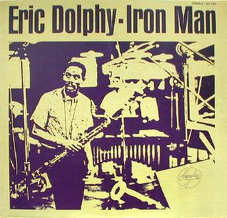 Iron Man (Eric Dolphy album) - Image: Dolphy iron man