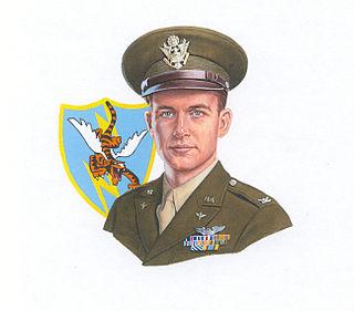 Edward F. Rector American flying ace
