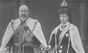 Edward VII & Queen Alexandra -cropped