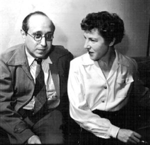 Louise Rosskam - Edwin and Louise Rosskam