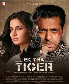 Ek Tha Tiger (2012) DM - Salman Khan, Katrina Kaif, Ranvir Shorey