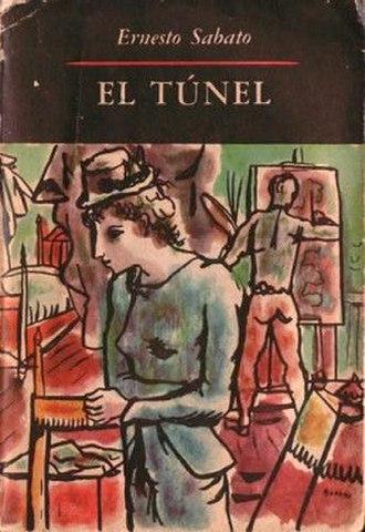 El Túnel - 1951 edition (publ. Emecé Editores)