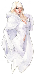 Emma Frost Comic book character