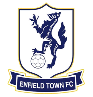 Enfield Town F.C. - Image: Enfield Town F.C. logo
