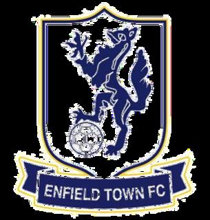 Enfield Town F.C. Association football club in England