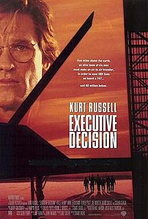 <i>Executive Decision</i> 1996 American action film