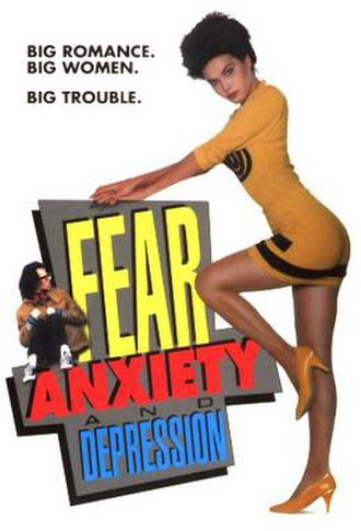 Fear, Anxiety & Depression - Image: Fear, Anxiety and Depression
