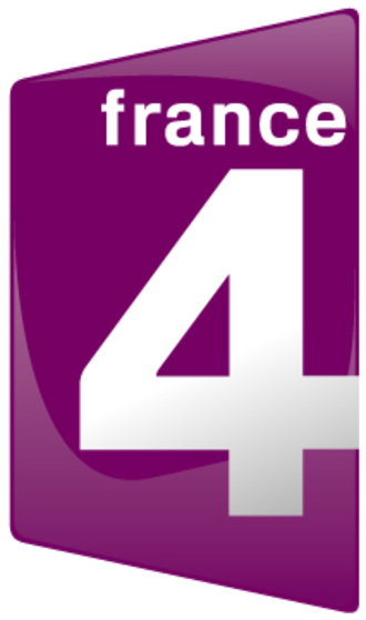 France 4 - Image: France 4 logo