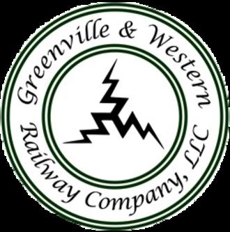 Greenville and Western Railway - Image: GRLW logo