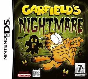 Garfield's Nightmare - Image: Garfield's Nightmare