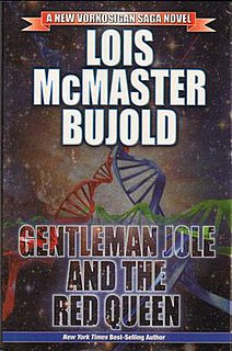 <i>Gentleman Jole and the Red Queen</i> book by Lois McMaster Bujold