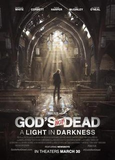 <i>Gods Not Dead: A Light in Darkness</i> 2018 Christian drama film by Michael Mason