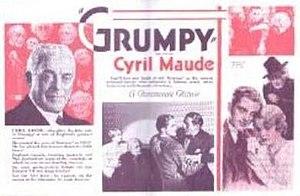 Grumpy (1930 film) - Image: Grumpy 1930