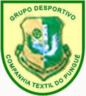 GD da Companhia Têxtil do Punguè - Image: Grupo Desportivo da Companhia Têxtil do Punguè