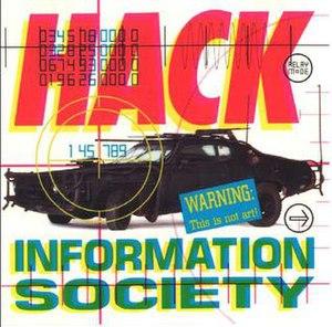 Hack (album) - Image: Hack In Soc cover