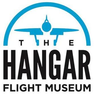The Hangar Flight Museum - Image: Hangar Flight Museum logo