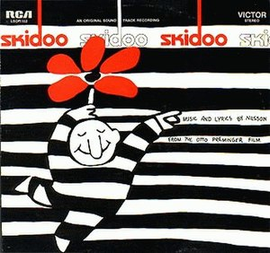Skidoo (soundtrack) - Image: Harry Nilsson Skidoo