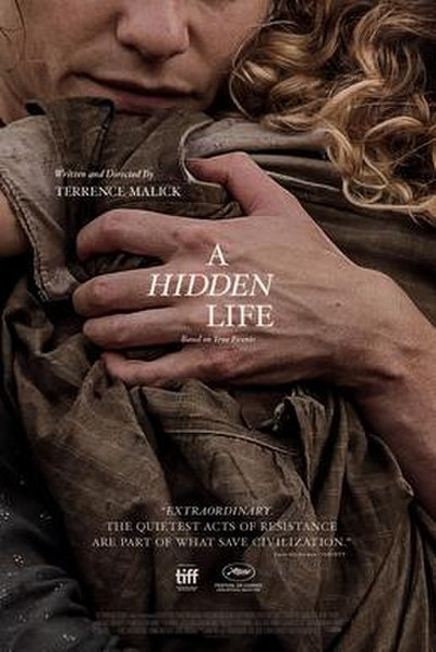 Picture of a movie: A Hidden Life