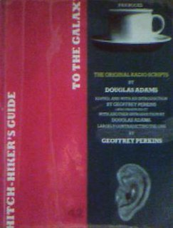 <i>The Hitchhikers Guide to the Galaxy: The Original Radio Scripts</i> book by Douglas Adams