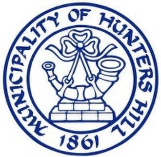 Municipality of Hunter's Hill - Image: Hunters Hill Council Logo