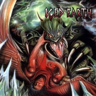Iced Earth (album) - Image: Iced Earth 1990 EU JP cover