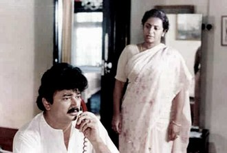 Innale - A screenshot from the film