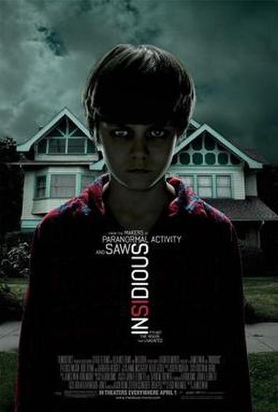 Picture of a movie: Insidious