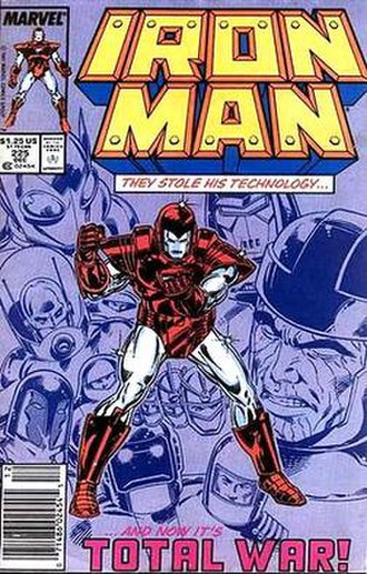Armor Wars - Image: Iron Man 225