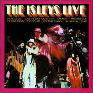 The Isleys Live - Image: Isleyslive 2