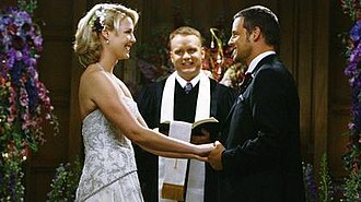 What a Difference a Day Makes (Grey's Anatomy) - Image: Izzie and Alex's wedding Grey's A