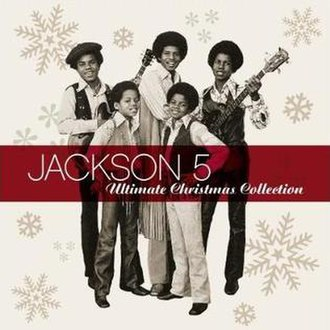 Jackson 5 Christmas Album - Image: J5 ultimate xmas