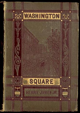 Washington Square (novel) - 1880 first edition cover