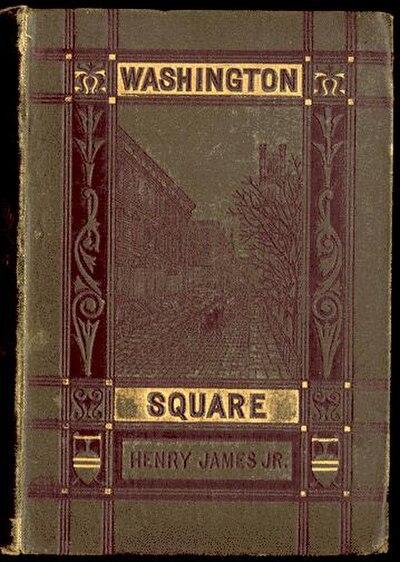 Picture of a book: Washington Square