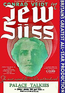 Jew Süss 1934 UK poster.jpg