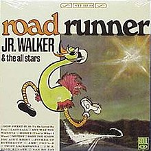 Image result for junior walker roadrunner
