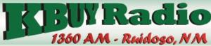 KBUY - Image: KBUY (AM) logo