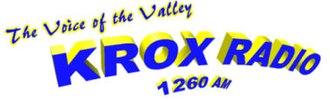 KROX (AM) - KROX logo