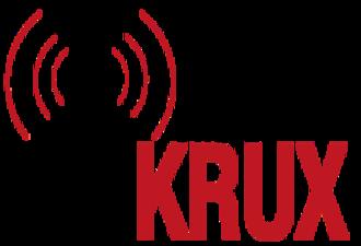 KRUX - Image: KRUX 91.5FM logo