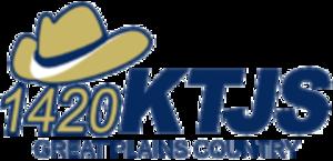 KTJS - Image: KTJS logo