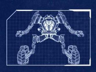 KARR (Knight Rider) - Image: Karr's new form