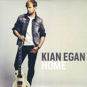Home (Daughtry song) - Image: Kian Egan Home single