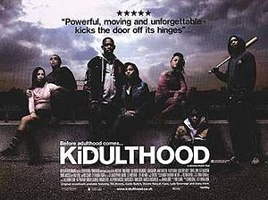 Kidulthood - Theatrical release poster
