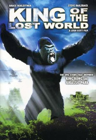 King of the Lost World - DVD cover art