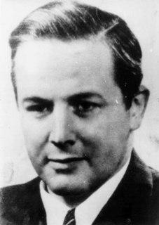 Klaus Bonhoeffer German resistance fighter