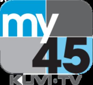 KUVI-DT - KUVI's MyNetwork TV Logo from September 18, 2006 to September 10, 2017