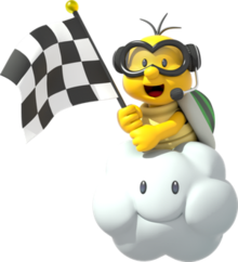 Image result for Lakitu